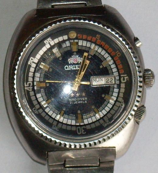 Relógio Automatic - Orient Kd - King Diver - Lindo !!!