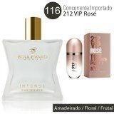 Perfume 212 Vip Rose- Carolina Herrera Tradução Boulevard...