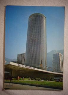 Cartão Postal Hotel Nacional Rio De Janeiro