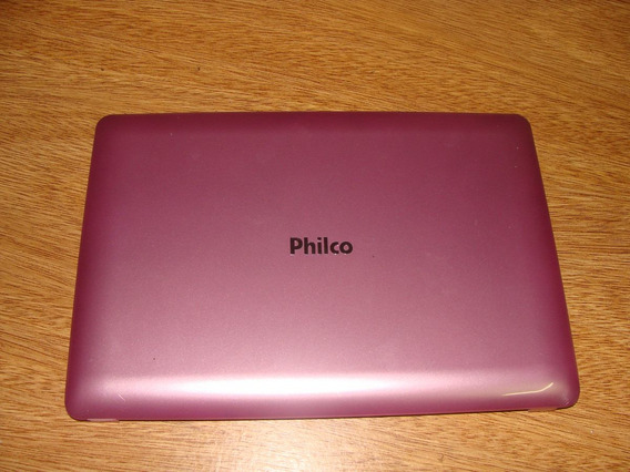 Tampa Do Netbook Philco Phn 10a Rosa