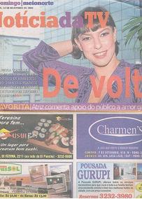 Jornal Noticia: Maria Paula / Ivete Sangalo / Raul Gil !!