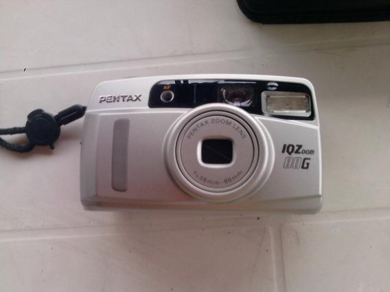 Camera Analogica Pentax 80g - Colecionador