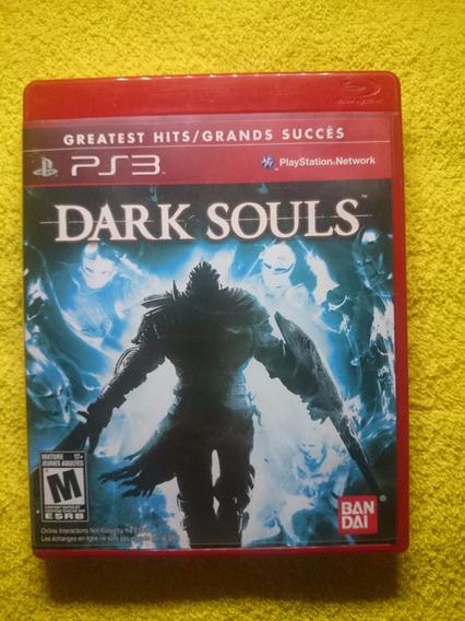 Dark Souls Ps3 Midia Fisica Frete R$10 Faço Desconto!!