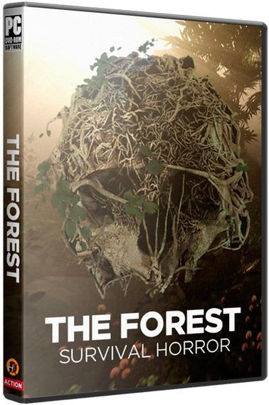 The Forest V1.8 Versão Final 2018 Pc Dvd - Frete 8 Reais
