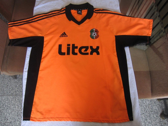 Camisa Oficial Do Litex - BuLGária