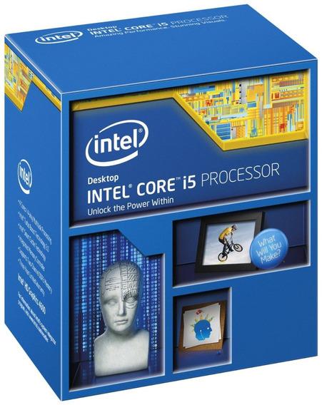 Processador Intel Core I5 4440 3.1 Lga1150