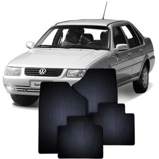Tapete De Borracha Volkswagen Santana