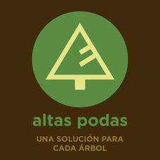 Podas De Altura · Altas Podas Tel.15 5499 2344 Buenos Aires