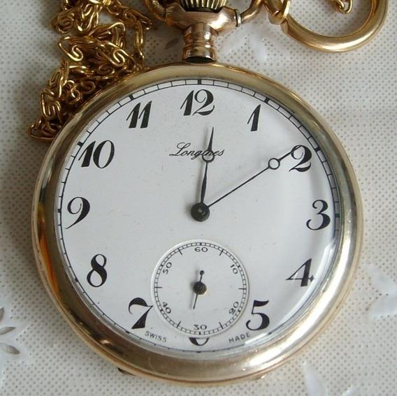 Relógio De Bolso Longines,