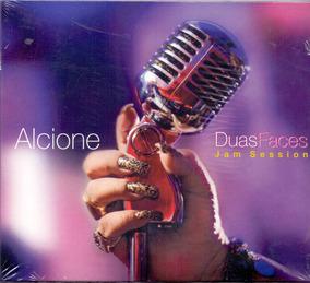 Cd Alcione - Duas Faces Jam Session Digipac - Novo***