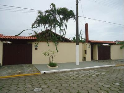 Excelente Casa De Praia A 300 Metros - B. Jamaica - Ref: 149