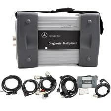 Scanner Mb Star C3 Mercedes Benz Carro E Caminhão