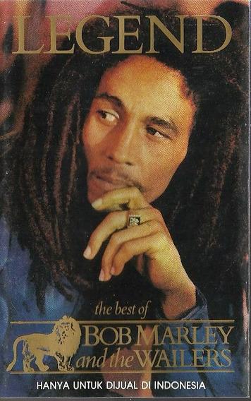 K7 Bob Marley Legend Edição Indonésia Import.