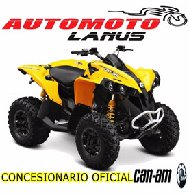 Can Am Renegade 850 Xxc 0km 2017 Automoto Lanus