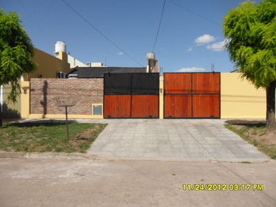 Alquilo Casa En Chascomus
