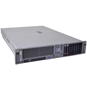 Servidor Hp Proliant Dl380 G6 2x E5520 2.2ghz Quad Core 4gb