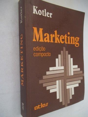 * Livro - Kotler - Marketing - Edição Compacta