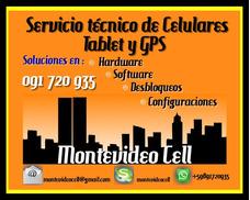 Técnico De Celulares, Tablet, Gps, Desbloqueo, Reparación