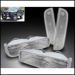 Intermitentes Blancos Jeep Cherokee 97-01