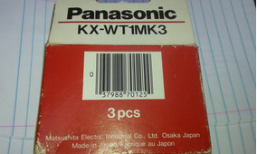 Panasonic Kx-wt1mw3