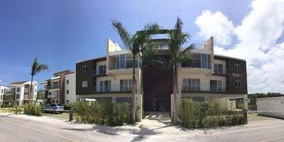 Oportunidad! Penthouse En Punta Cana, 319m2, Us$235,000