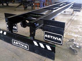 Chasis Astivia Acoplado Liviano 2 Ejes Rodado 17.5 Ford 915
