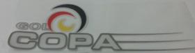 Emblema Adesivo Gol Copa- Volkswagen