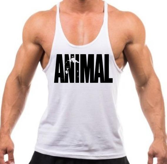 Regata Super Cavada Musculação Universal