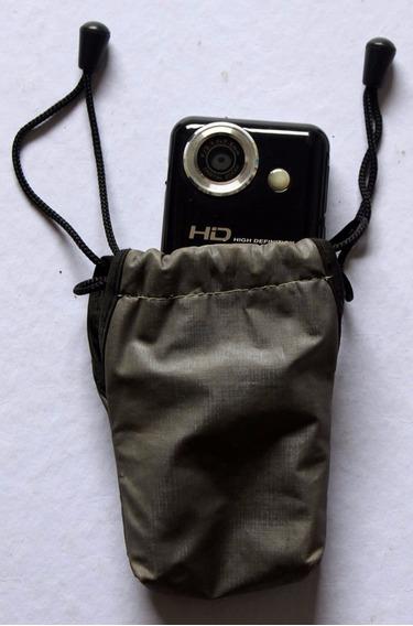 Câmera Filmadora Moviepix Hd + Sd 4g + Bolsa