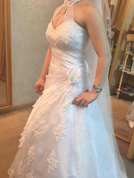 Vestido De Noiva Barato Usado 1 Vez