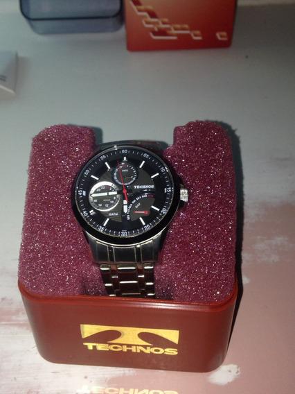 Relógio Technos Jr00.ac Completo Caixa Manual R$599,98