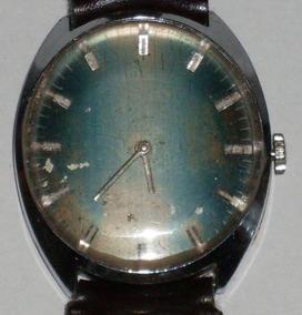 Relógio Antigo Seculus - Tamanho: 3,0 Cm - Não Funciona