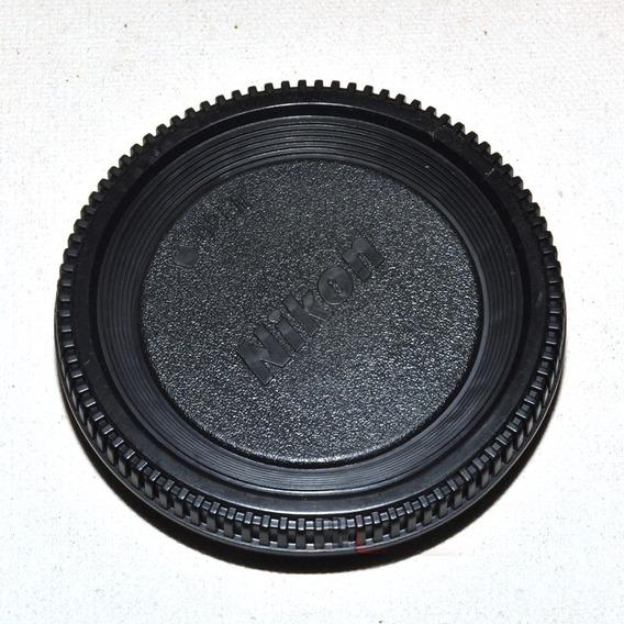 Tampa Corpo Nikon Lens Cap