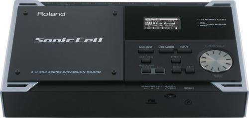 Imagen 1 de 6 de Modulo Sintetizador Roland, Sonic Cell