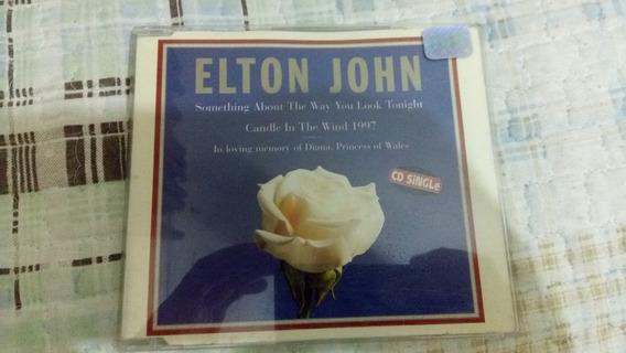 Cd Elton John - Single