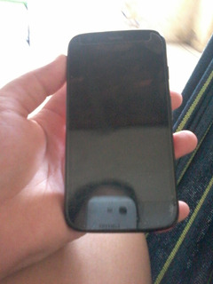 Celular Moto G 8g Placa Queimada