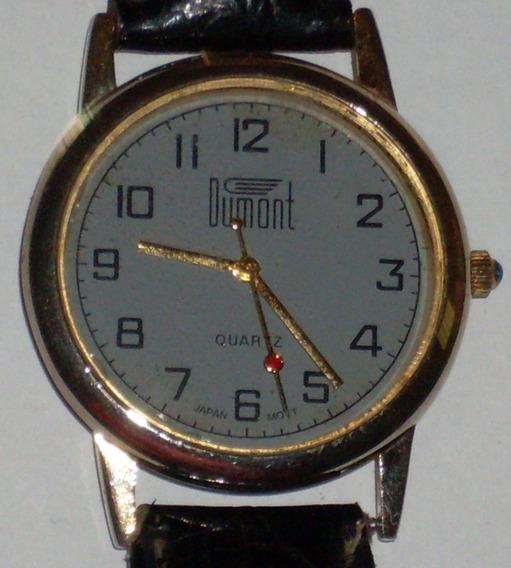 Relógio Antigo - Quartz - Dumont - Nao Funciona