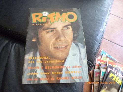 Revista Juvenil Ritmo  Nº 396  Cristian De Musica Libre(321