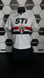 Camisa São Paulo #13 Paulo Miranda Jogo Único . Penalty