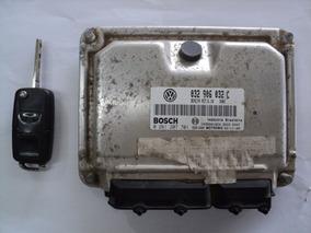 Modulo Injeção Eletrônica Golf M.i 1.6 032906032c Com Chave