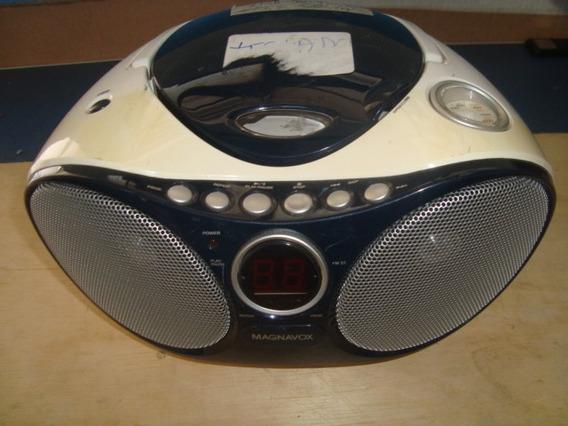 Radio Cd Player Magnavox Mcs235/78 - Sucata