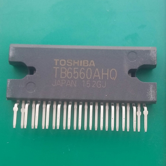 Tb6560ahq Circuito Integrado Tb6560 Ahq # Kit C/ 2 Peças
