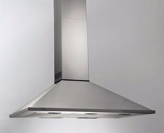 Campana De Cocina Tst Piramide 60cm. Acero Sin Motor
