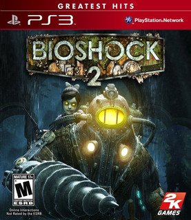 Videojuego Bioshock 2 Ps3 Original Nuevo Y Sellado
