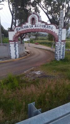 Terreno A Pie De Carretera A 7.5 Km Del Centro De Cuautla
