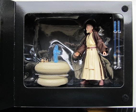 Star Wars Obi Wan Kenobi Sdcc 2016 Black Series