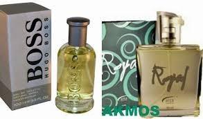 Akmos Ak For Mem-perfumes Fragancias De Grife (boss)