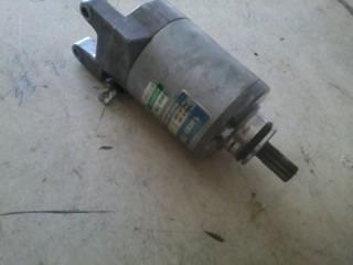 Motor De Arranque Dafra Apache Original