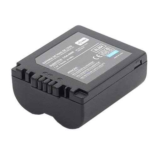 Bateria Compatível Lumix Dmc-fz50 Dmc-fz30 Dmcfz28 Cga-s006
