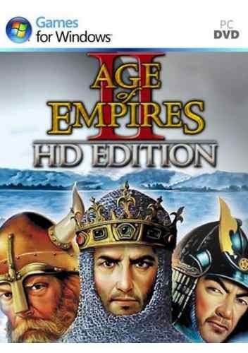 Age Of Empires 2 Hd - Jogo Pc Original